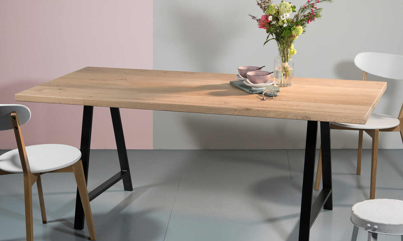 Table sur mesure lapeyre id es de for Table exterieur sur mesure