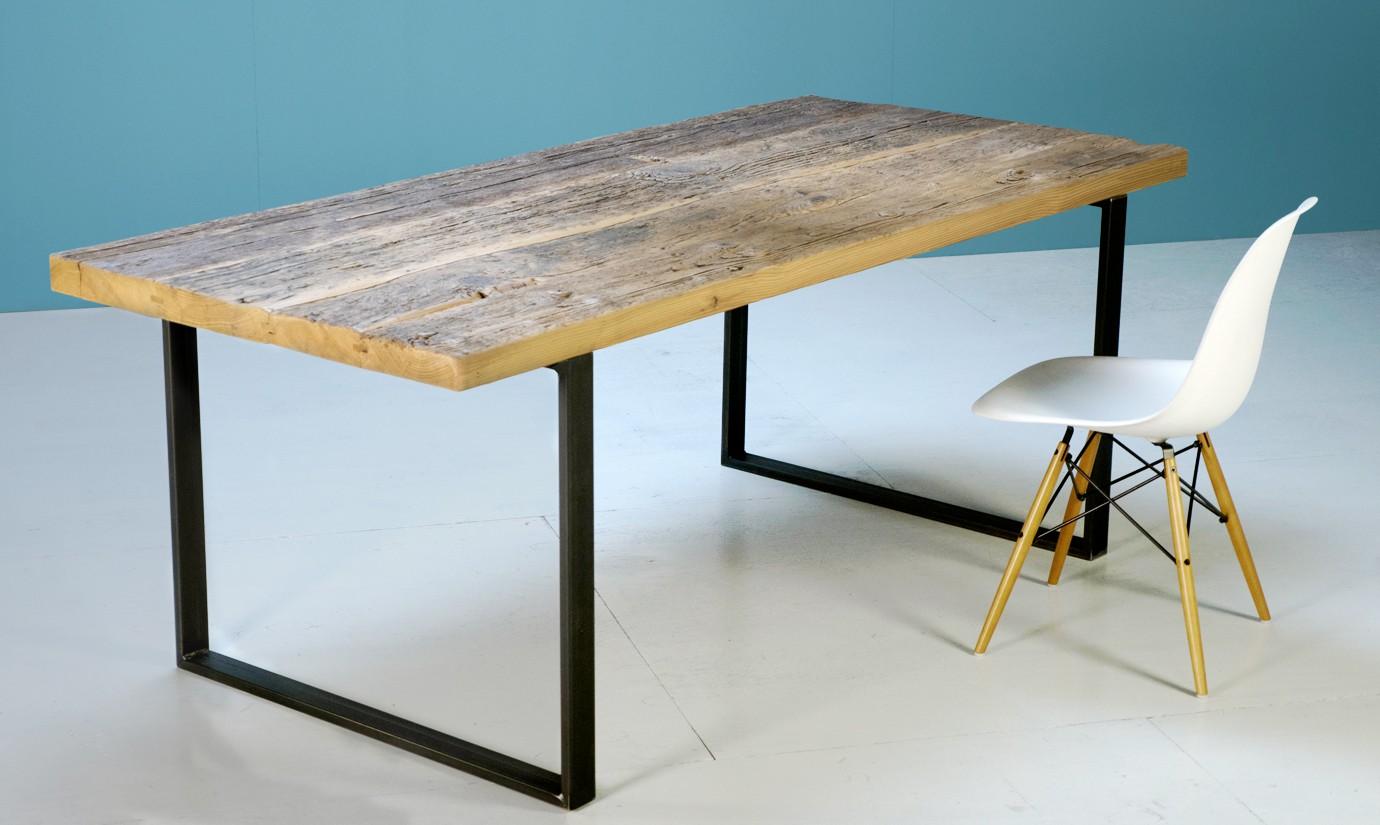 Plateau de bureau en bois sur mesure id e for Plateau table sur mesure